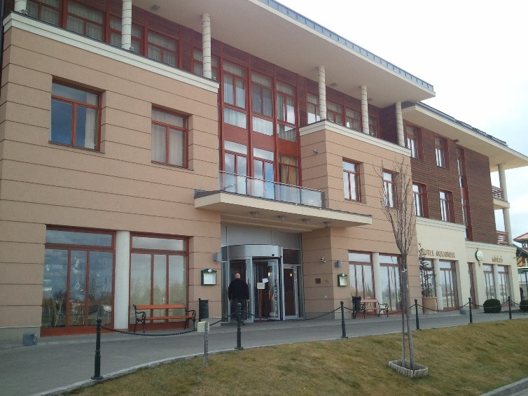 Konferenciaközpont